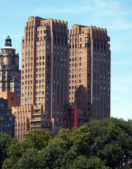 The Majestic - 115 Central Park West
