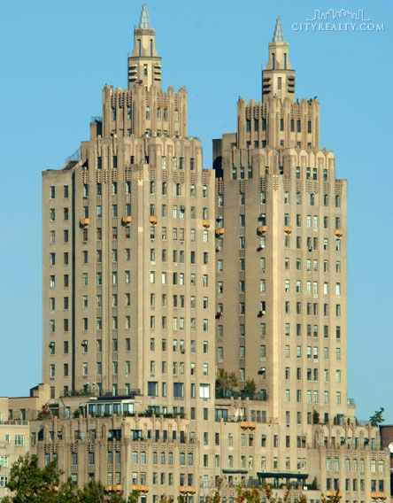 The eldorado 300 central park west nyc apartments for Central park apartments ny