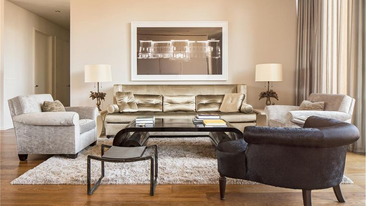 Living Room, 40 Bond Street, Condo, Manhattan, NYC