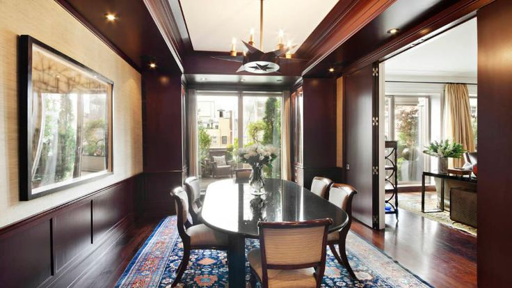 Dining Room, 145 East 76th Street, Condo, Manhattan, NYC