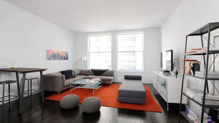 Living Room, 141 Fifth Avenue, Condo, Manhattan, NYC