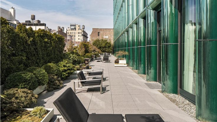 Terrace, 40 Bond Street, Condo, Manhattan, NYC