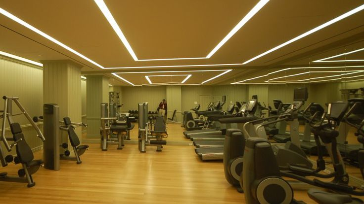 Gym, 535 West End Avenue, Condo, Manhattan, NYC