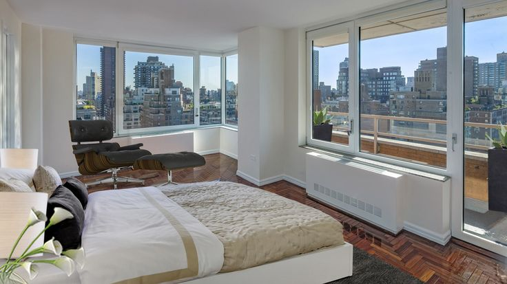 Bedroom, 30 East 85th Street, Condo, Manhattan, NYC