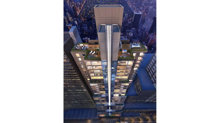 135 West 52nd Street, Luxury Condo, Manhattan, New York City