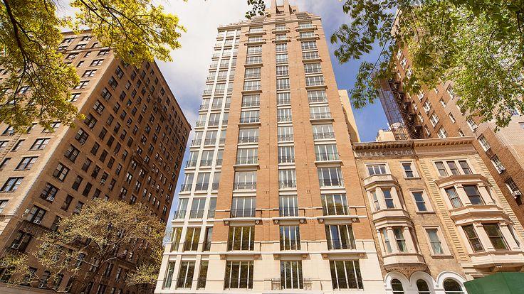 Building, 353 Central Park West, Condo, Manhattan, NYC