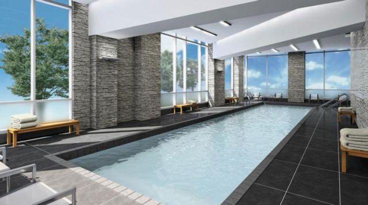 Pool, 10 West End Avenue, Condo, Manhattan, NYC