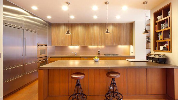 Kitchen, The Loft, Luxury Condo, Manhattan, NYC