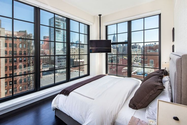 200 Eleventh Avenue, #10N, Bedroom