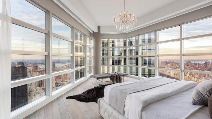 Penthouse, Metropolitan Tower, 146 W. 57th St., Condo, Manhattan
