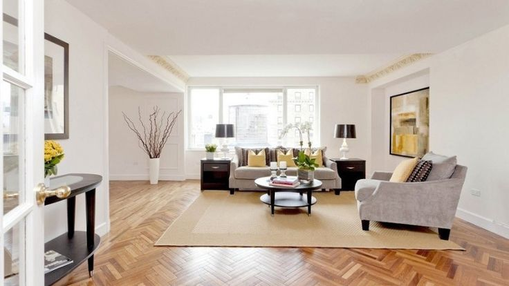 Living Room, 1049 Fifth Avenue, Condo, Manhattan, NYC