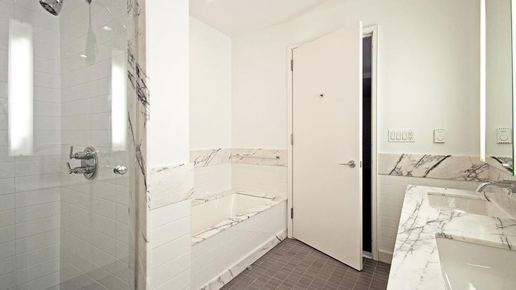 Bathroom, 520 West 19th Street, Condo, Manhattan, NYC