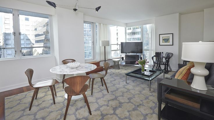 Park Avenue Place, Apartment, Manhattan, New York