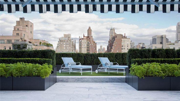 Terrace, 923 Fifth Avenue, Condo, Manhattan, NYC