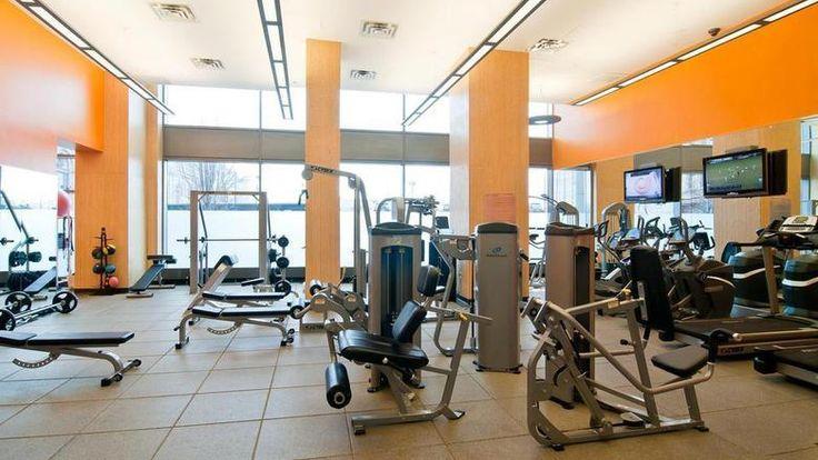 Training Room, 10 West End Avenue, Condo, Manhattan, NYC