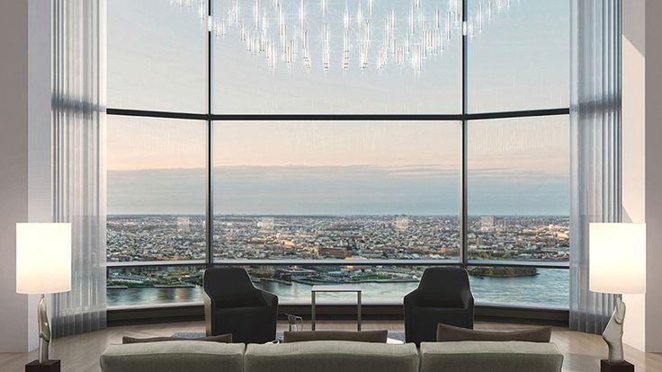 50 United Nations Plaza, Turtle Bay/UN, Luxury Condo, New York City