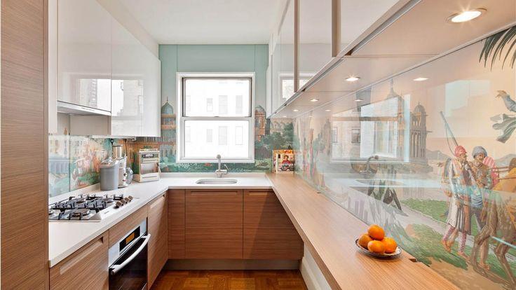 Kitchen, 923 Fifth Avenue, Condo, Manhattan, NYC