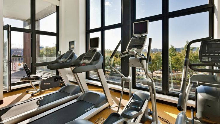 Exercise Room, 200 Eleventh Avenue, Condo, Manhattan, NYC