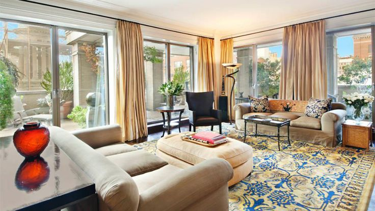Living Room, 145 East 76th Street, Condo, Manhattan, NYC