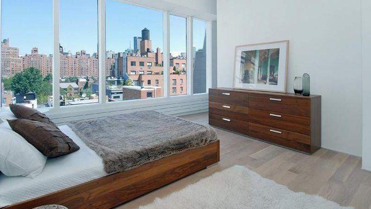 Bedroom, 459 West 18th Street, Condo, Manhattan, NYC