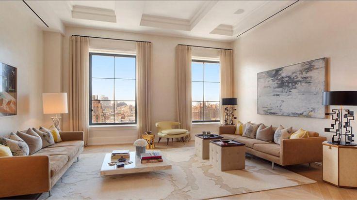 Walker Tower, Interior, Apartment, New York