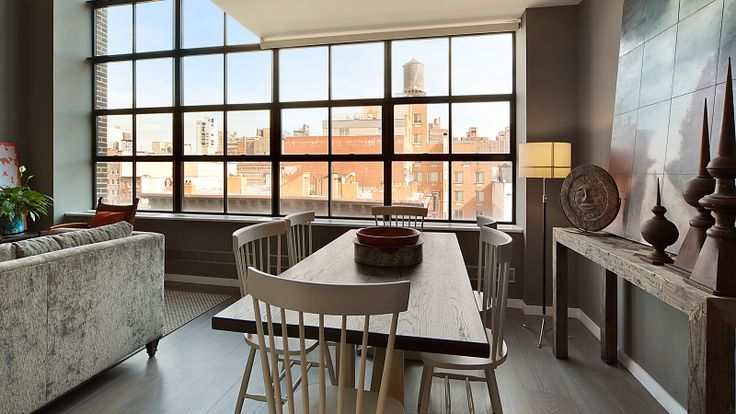 Dining, 456 West 19th Street, Condo, Manhattan, NYC