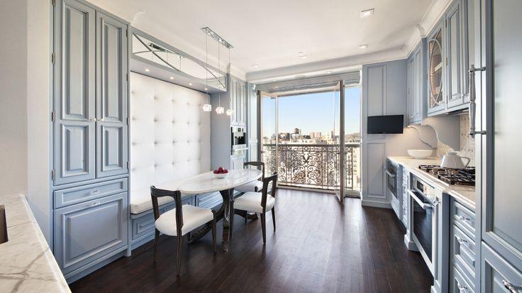 Laureate, Manhattan Apartment