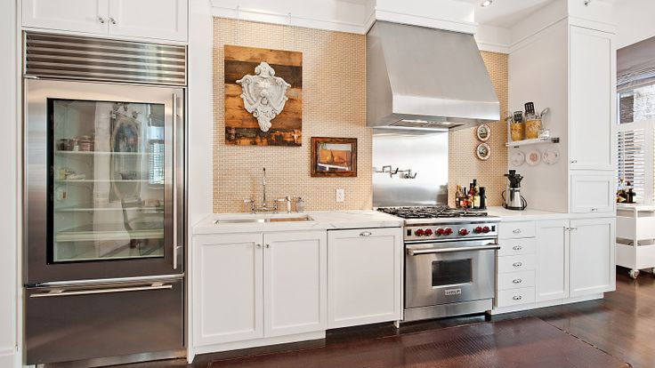 Kitchen, 141 Fifth Avenue, Condo, Manhattan, NYC