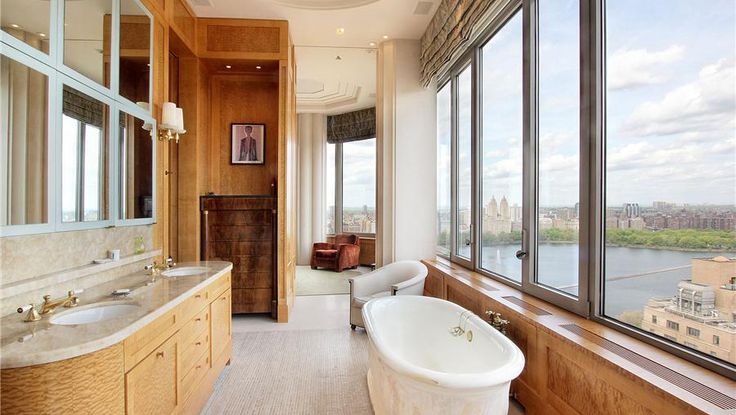 Bathroom, 30 East 85th Street, Condo, Manhattan, NYC
