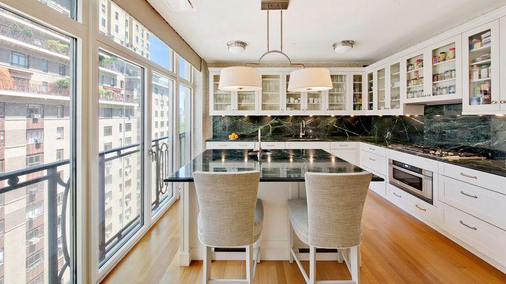 15 Central Park Kitchen, Manhattan, Condo