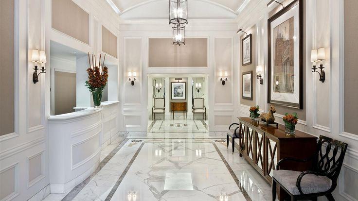 Hallway, 535 West End Avenue, Condo, Manhattan, NYC