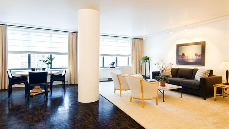 Living Room, 45 East 80th Street, at Madison, New York