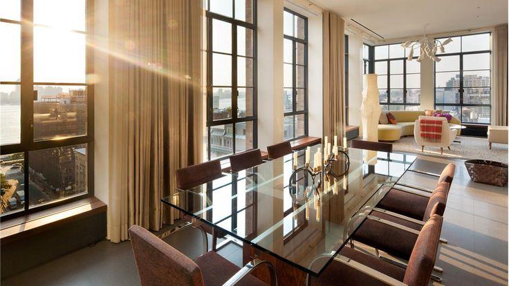 The Hubert, Manhattan Apartment