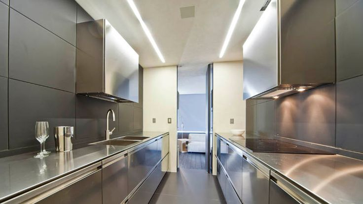 Kitchen, 45 East 80th Street, at Madison, New York