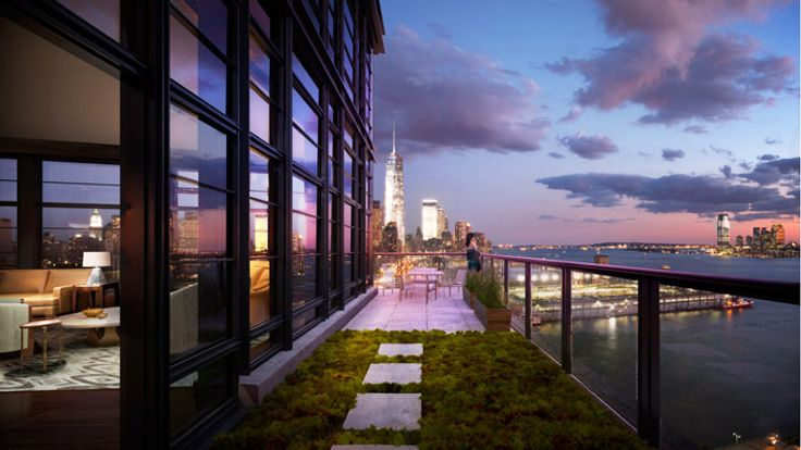 View, 150 Charles Street, Condo, Manhattan, NYC