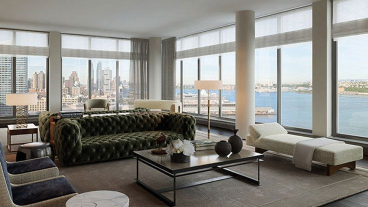 One Riverside Park, luxury Condo, New York City, Riverside Dr/West End Ave