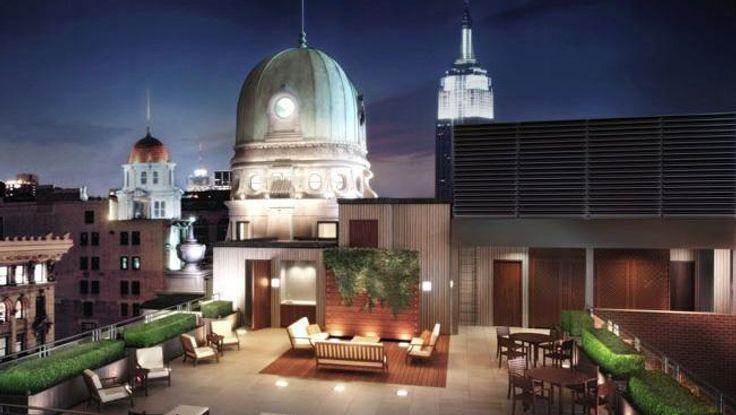 Terrace, 141 Fifth Avenue, Condo, Manhattan, NYC