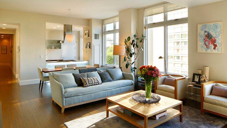 Living Room, 160 Wooster Street, Condo, Manhattan, NYC