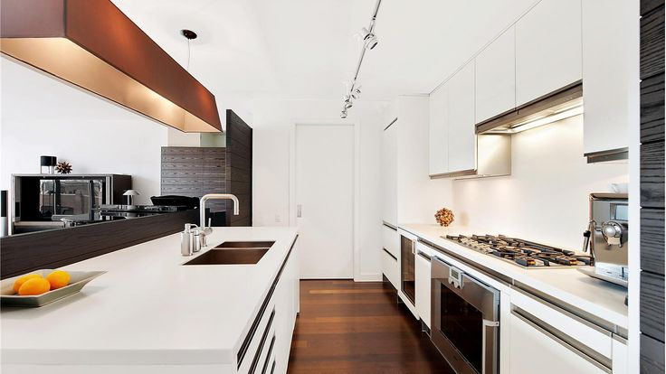 Kitchen, 520 West 19th Street, Condo, Manhattan, NYC