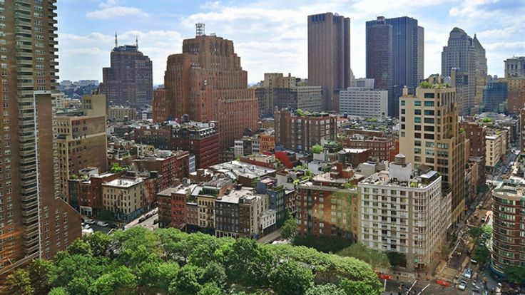 View, 200 Chambers Street, Condo, Manhattan, NYC