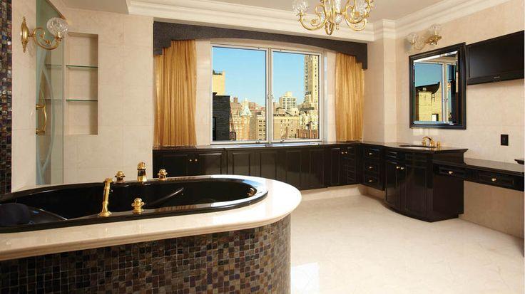 Bathroom, 923 Fifth Avenue, Condo, Manhattan, NYC