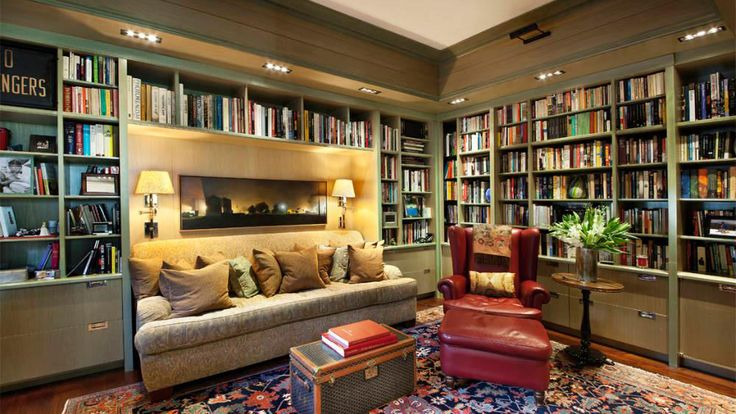 Library, 145 East 76th Street, Condo, Manhattan, NYC
