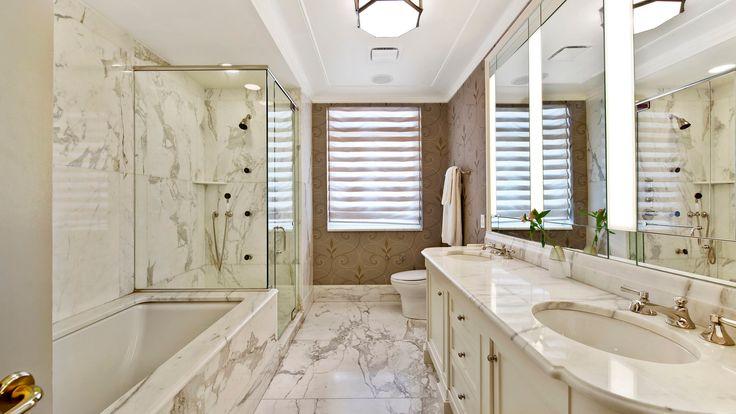 15 Central Park Bathroom, Manhattan, Condo