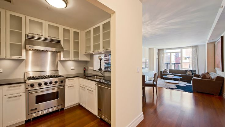 Kitchen, 45 Park Avenue, Condo, Manhattan, NYC