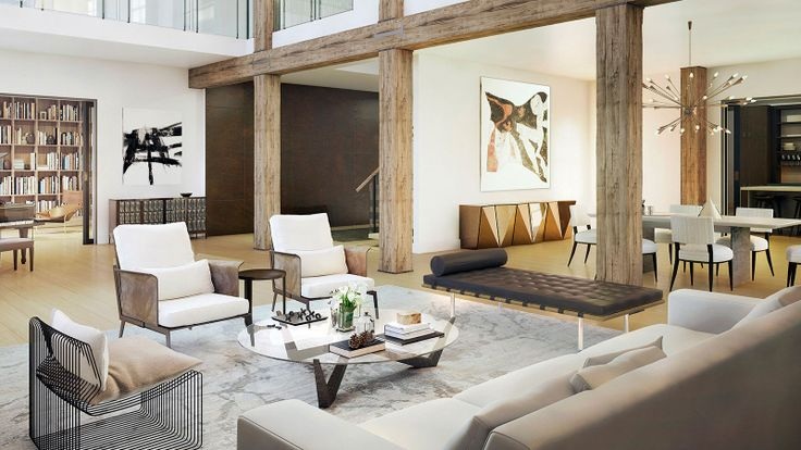 443 Greenwich Street, TriBeCa, Luxury Condo, New York City