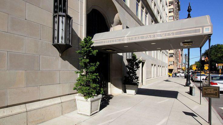 15 Central Park West Exterior