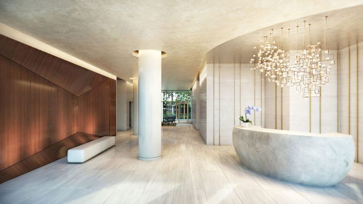 22 River Terrace, Battery Park City, Luxury Condo, New York City