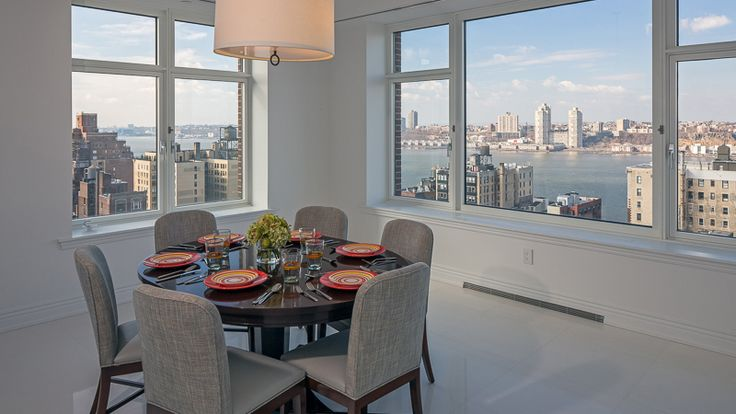 Dining, 535 West End Avenue, Condo, Manhattan, NYC