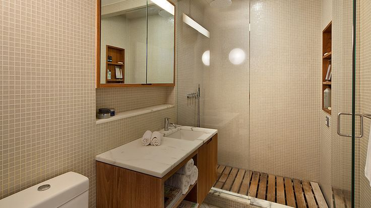 Bathroom, 456 West 19th Street, Condo, Manhattan, NYC