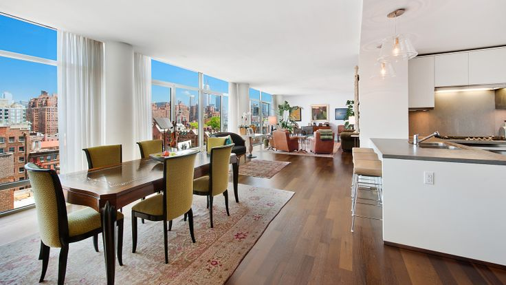 Dining, 520 West 19th Street, Condo, Manhattan, NYC